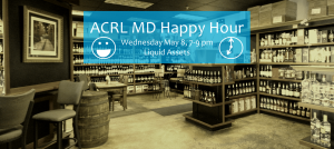 Liquid Assets Happy Hour banner