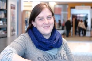 Elizabeth De Coster, User Services Librarian, Goucher College;