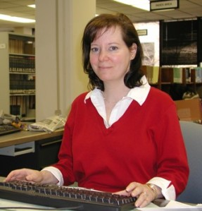 Beth Thoms - Reference Librarian, Montgomery County Libraries