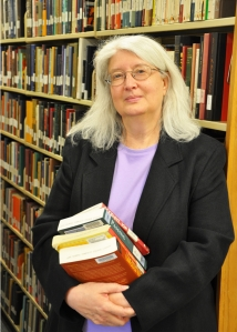 Cynthia Steinhoff - Director of the Library, Anne Arundel Community College, Arnold, MD