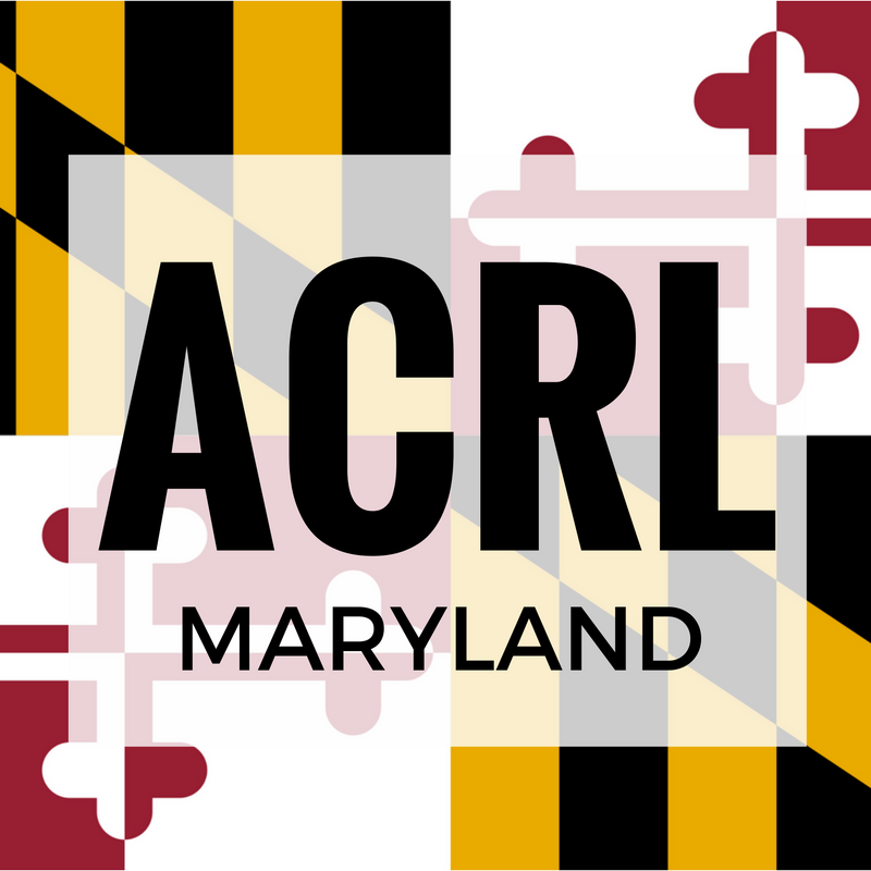 ACRL Maryland Logo
