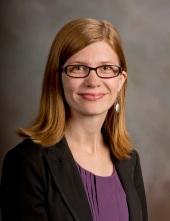Portrait of Lauren Pressley